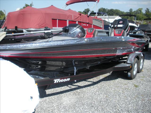 triton bass boat trailer boats for sale. Black Bedroom Furniture Sets. Home Design Ideas