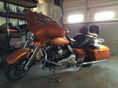 Harley-Davidson : Touring 2014 harley davidson motorcycle