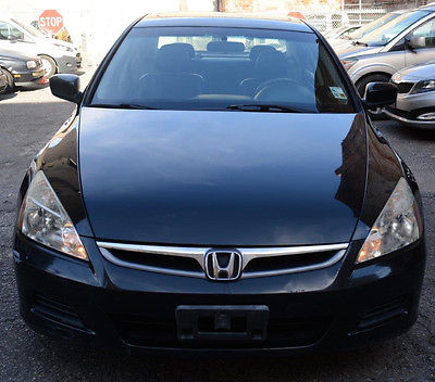 Honda : Accord EX Sedan 4-Door 2007 honda accord ex sedan 4 door 117 000 miles sunroof v 6