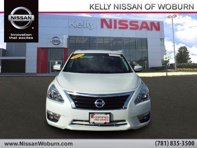 2013 Nissan Altima Car 4dr Sdn V6 3.5 SL