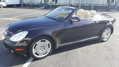 Lexus : SC Lexus SC430