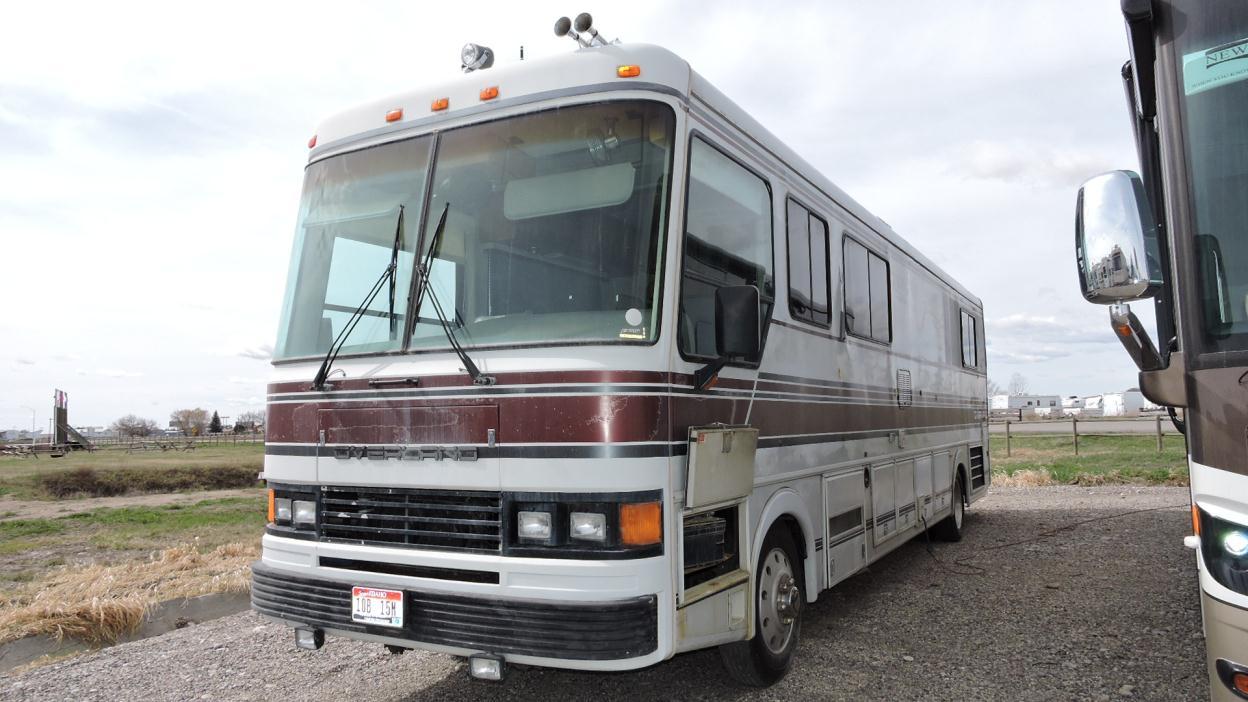Overland Overland Oshkosh 372 RVs for sale