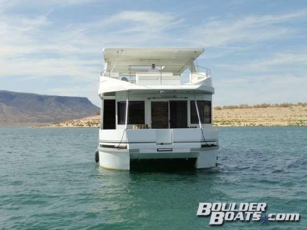 2008 Desert Shore Yachts 18' X 70' Houseboat, 1