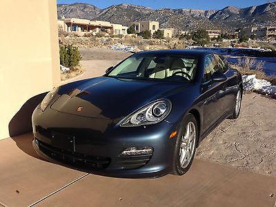 Porsche : Panamera S 2010 porsche panamera s hatchback 4 door 4.8 l