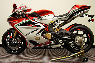 MV Agusta : F4 RC 2015 mv agusta f 4 rc reparto corse f 4 rc limited edition rare