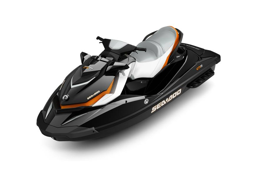 2015 Sea-Doo GTI Limited 155