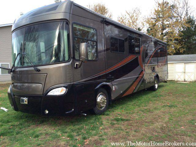 2008 Gulf Stream Crescendo 39' Diesel Pusher w/3 Slides