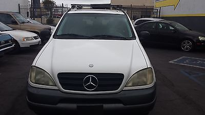 Mercedes-Benz : M-Class ML 320 1999 mercedes benz ml 320 for sale by owner