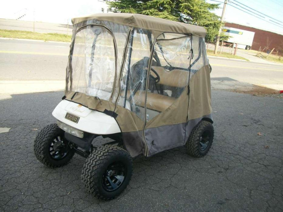 1999 E-Z-Go golf cart