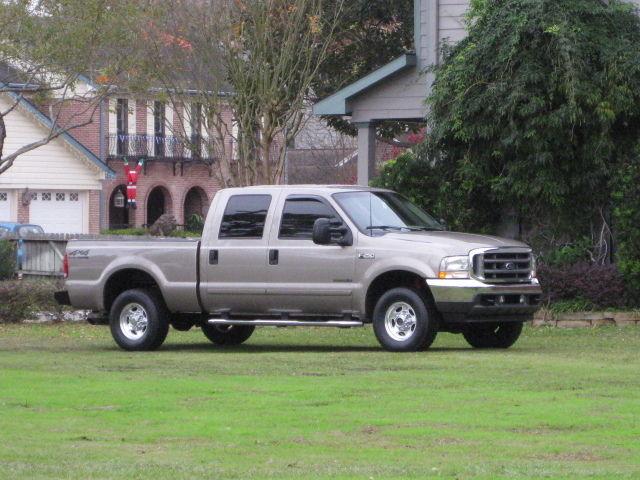 Ford : F-250 4x4 DIESEL! CREW CAB SHORT BED (XLT) 7.3L DIESEL! SUPER CLEAN... RUNS PERFECT