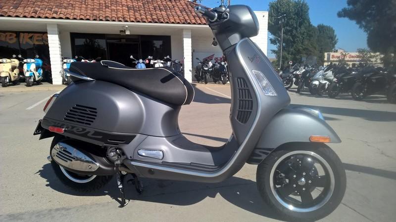 2005 Vespa ET4