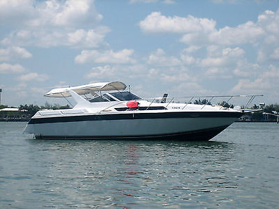 COMPLETELY REBUILT IN 2013-2014 CHRIS CRAFT AMEROSPORT, 44' SPORTS CRUISER