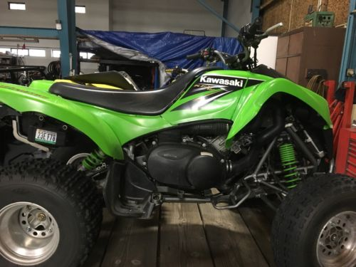 Atv Kawasaki 700 Motorcycles for sale