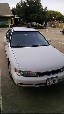 Honda : Accord LX 1996 honda accord v 6