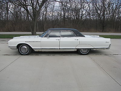 Buick : Electra 225 1966 buick electra 225 4 door hardtop 50 708 miles striaght car great driver, 1