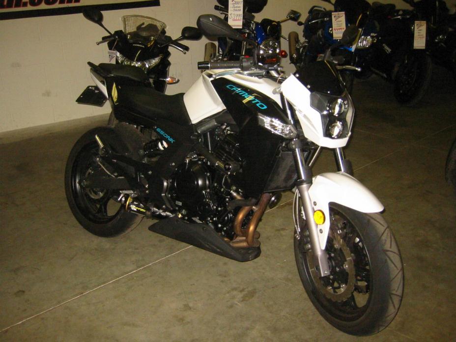 2009 Cf Moto CFEJEWEL