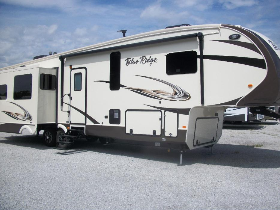2014 Forest River Wildwood M-29QBBS