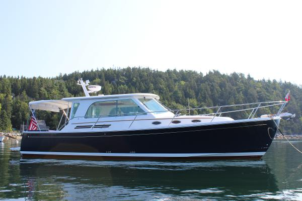 2011 Back Cove QSC 8.3L 600hp