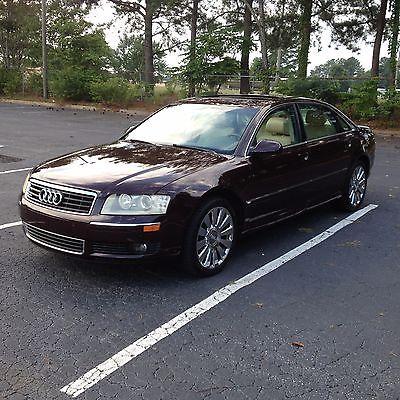 Audi : A8 A8L Audi A8L 2004
