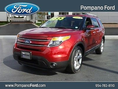 Ford : Explorer Limited 2013 ford limited