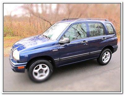 Suzuki : Vitara JX 2001 suzuki vitara 4 x 4 75 861 original miles one owner