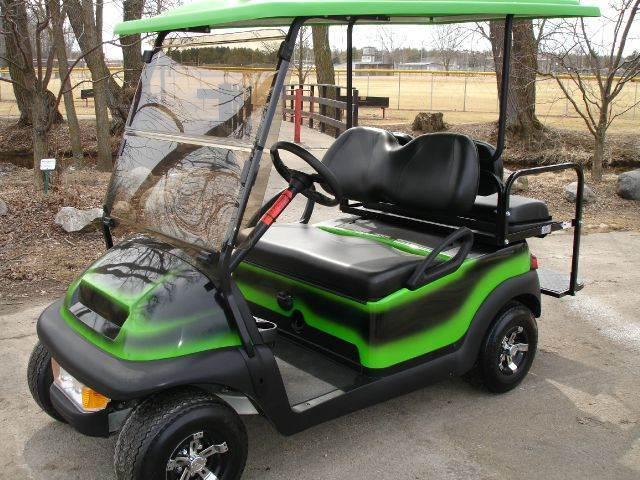 2008 Club Car Electric