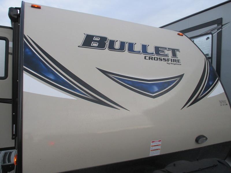 Keystone Bullet Crossfire 2070bh Rvs For Sale In Kansas