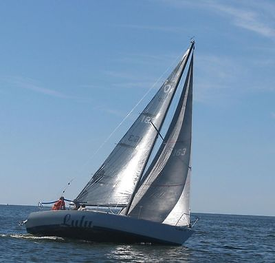 Olson 30 Racing Sailboat