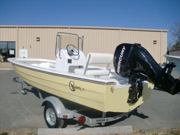 2016 C-HAWK BOATS 16 Center Console