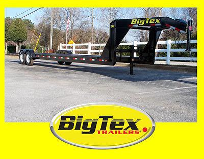 Big Tex 2-Car Hauler, Gooseneck,