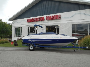 2010 Starcraft Limited Runabout 2018 I/O RE
