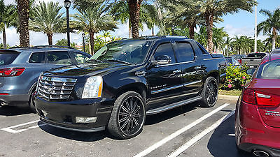 2007 cadillac escalade ext cars for sale. Black Bedroom Furniture Sets. Home Design Ideas