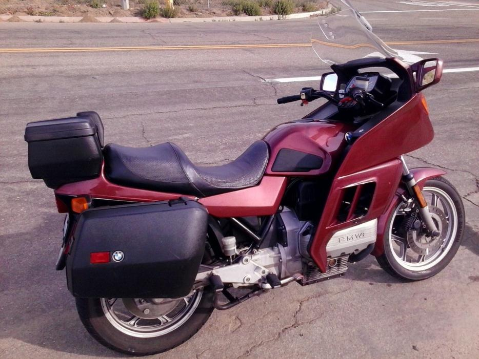 bmw k 100 rt motorcycles for sale. Black Bedroom Furniture Sets. Home Design Ideas