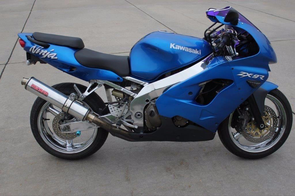 1999 Kawasaki Ninja Zx9r Motorcycles For Sale