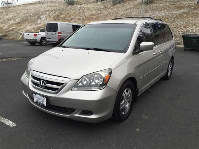 2007 Honda Odyssey Van EX Minivan 4D
