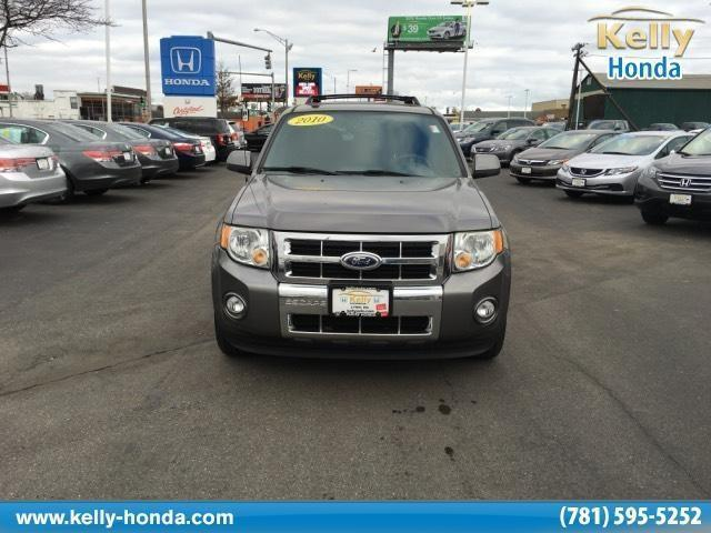 2010 Ford Escape Sport Utility 4WD 4dr Limited