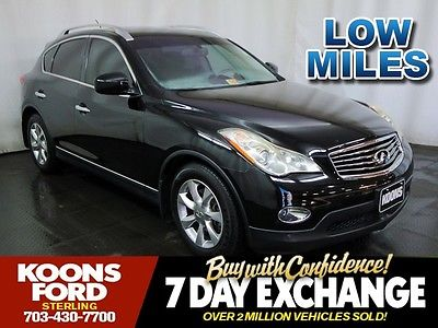 Infiniti : Other Journey VERY LOW MILES~NON-SMOKER~LOCAL TRADE~NAVIGATION~MOONROOF~LEATHER~HEATED SEATS