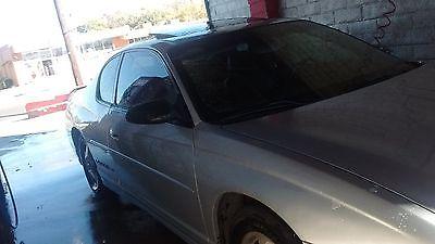 Chevrolet : Monte Carlo 2002 monte carlo ss
