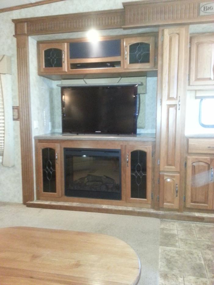 Queen Bed In 10x10 Room: Keystone Big Sky 358rlt RVs For Sale
