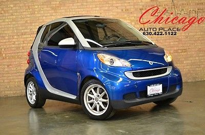 Smart : Fortwo Passion - 1 OWNER - CONVERTIBLE - TINTED GLASS - ALLOYS Smart fortwo Passion - 1 OWNER - CONVERTIBLE - TINTED GLASS - ALLOYS