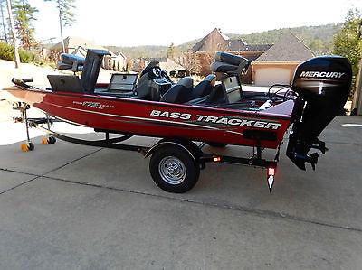 Bass Tracker Pro Team 175 Txw boats for sale in Arkansas