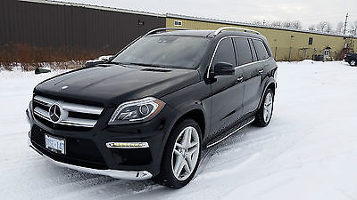 Mercedes-Benz : GL-Class AMG Package 2014 mercedes benz gl 550 4 matic sport utility 4 door 4.6 l