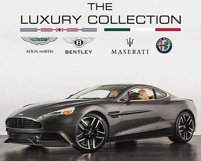 Aston Martin : Vanquish 2015 aston martin