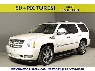 Cadillac : Escalade 2009 HYBRID NAV SUNROOF DVD 8PASS 22