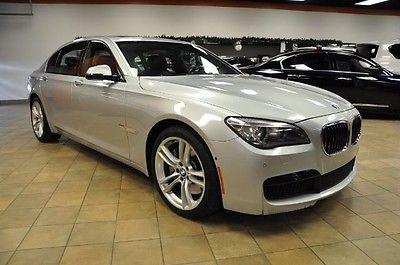 BMW : 7-Series 750Li xDrive 2013 bmw 750 li xdrive