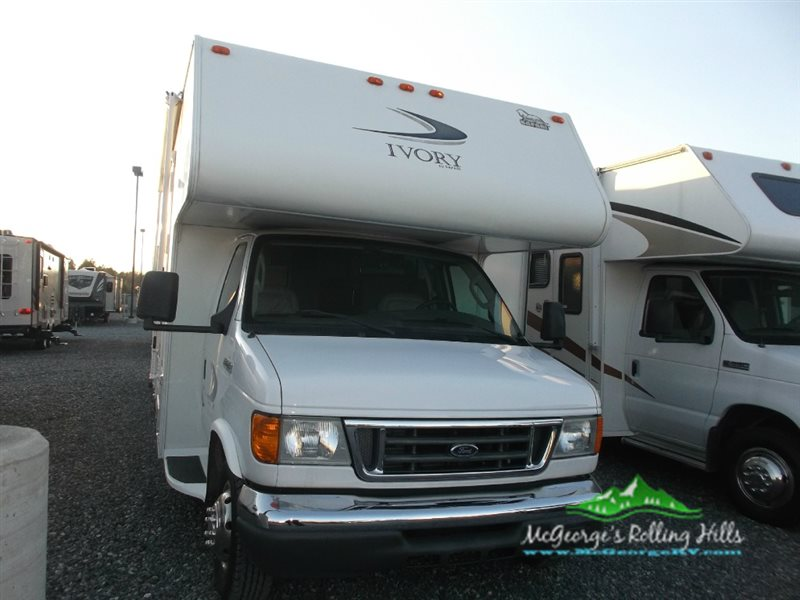 2007 Safari Ivory 31SL