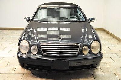 Mercedes-Benz : CLK-Class CLK430 2001 mercedes benz clk class clk 430 convertible low miles