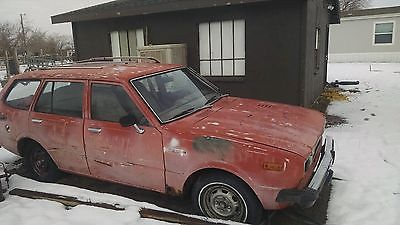 1977 Toyota Corolla Cars For