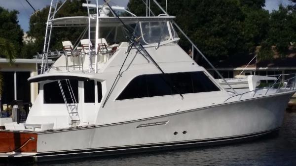 1990 Ocean Yachts 63 Super Sport CLEAN!