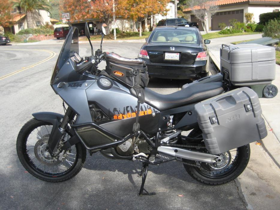 2007 Ktm 990 Adventure Motorcycles for sale